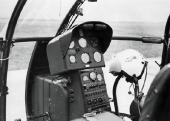 Alouette ll Cockpit