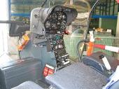 Cockpit Alouette lll