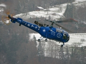 Alouette lll V-262
