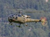 Alouette lll V-208 HB-XXM