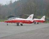 BAe Hawk Mk 66 U-1267 und U-1258