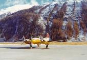Beechcraft E-50 Twin Bonanza A-711