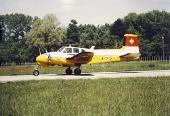 Beechcraft E-50 Twin Bonanza A-712