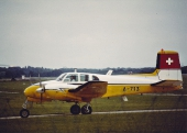 Beechcraft E-50 Twin Bonanza A-713
