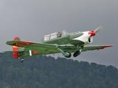 Pilatus P-2.06 HB-RAW ex U-129 der Luftwaffe