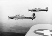 Pilatus P-2.05 A-124, A-112