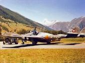 De Havilland D.H. 112 Mk 1 Venom J-1557