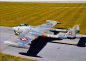 De Havilland D.H. 112 Mk 1R Venom J-1628