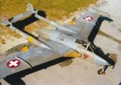 De Havilland D.H. 112 Mk 4 Venom J-1704