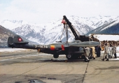 De Havilland D.H. 112 Mk 1R Venom J-1636