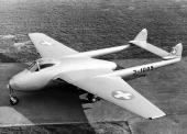 De Havilland D.H. 100 Mk. 6 Vampire J-1005