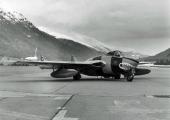 De Havilland D.H. 100 Mk. 6 Vampire J-1102