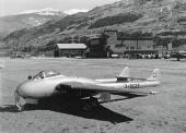 De Havilland D.H. 100 Mk. 6 Vampire J-1037