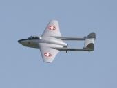 De Havilland D.H. 100 Mk. 6 Vampire J-1082 HB-RVE