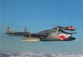 De Havilland D.H. 100 Mk. 6 Vampire J-1156