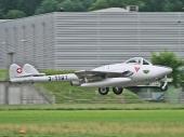 De Havilland D.H. 100 Mk. 6 Vampire J-1197 HB-RVN