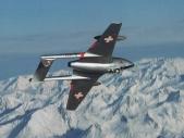 De Havilland D.H. 100 Mk. 6 Vampire J-1191
