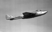 De Havilland D.H. 100 Mk. 6 Vampire J-1155