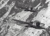 De Havilland D.H. 100 Mk. 6 Vampire J-1121, J-1122