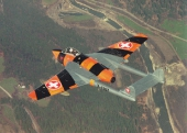 De Havilland D.H. 100 Mk. 6 Vampire J-1107