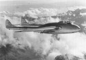 De Havilland D.H. 100 Mk. 6 Vampire J-1105