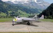 De Havilland D.H. 100 Mk. 6 Vampire J-1122