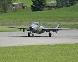 De Havilland D.H. 115 Mk. 55 Vampire Trainer U-1228 HB-RVJ