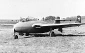 De Havilland D.H. 100 Mk. 1 Vampire J-1002