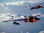 De Havilland D.H. 100 Mk. 6 Vampire J-1103