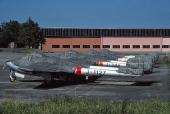 De Havilland D.H. 100 Mk. 6 Vampire J-1127