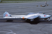 De Havilland D.H. 100 Mk. 6 Vampire J-1150