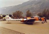 De Havilland D.H. 100 Mk. 6 Vampire J-1111