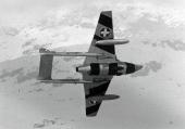De Havilland D.H. 100 Mk. 6 Vampire J-1121