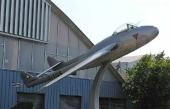 De Havilland D.H. 100 Mk. 6 Vampire J-1126