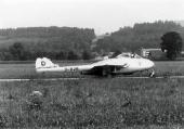 De Havilland D.H. 100 Mk. 6 Vampire J-1128
