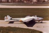 De Havilland D.H. 100 Mk. 6 Vampire J-1134