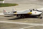De Havilland D.H. 100 Mk. 6 Vampire J-1146