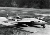 De Havilland D.H. 100 Mk. 6 Vampire J-1184