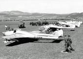 De Havilland D.H. 100 Mk. 6 Vampire J-1164