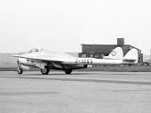 De Havilland D.H. 100 Mk. 6 Vampire J-1053