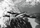 De Havilland D.H. 100 Mk. 6 Vampire J-1129