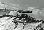 De Havilland D.H. 100 Mk. 6 Vampire J-1161