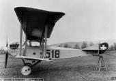 Häfeli DH-3 M lllB 518