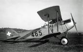 Häfeli DH-5 M Va 465