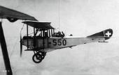 Häfeli DH-3 M lllA 550