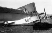 Häfeli DH-3 M lllA 581