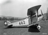 Häfeli DH-5 M Va 462