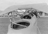 Häfeli DH-5 Cockpit