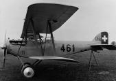 Häfeli DH-5 MVX 461