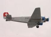 Junkers JU-52 HB-HOP ex A-703
